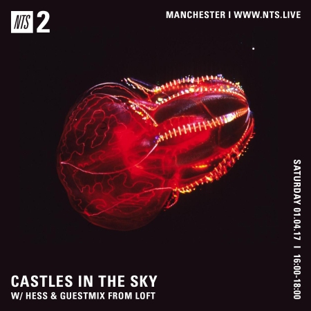 Castles in the Sky NTS radio show April 2017 with guest mix from LOFT